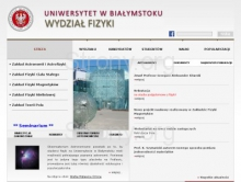 http://physics.uwb.edu.pl